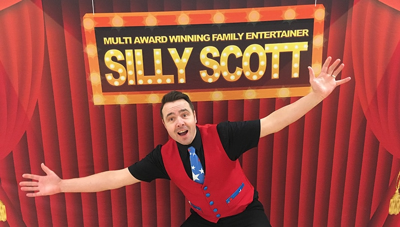 "Welcome to Silly Scott""s website"
