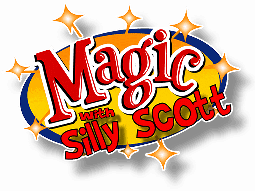Silly Scott Main Logo on website